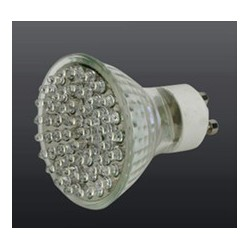 GU10 lamp LED spotlight